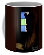 Jewish Man With Tallith And Tefillin Coffee Mug