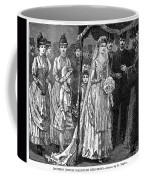 Jewish Wedding, C1892 Coffee Mug