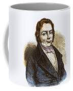 J�ns Jacob Berzelius, Father Of Swedish Coffee Mug