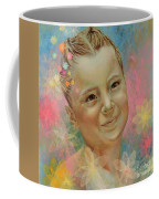 Joana's Portrait Coffee Mug