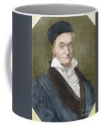 Johann Carl Friedrich Gauss, German Coffee Mug