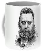 Johann Joseph Most Coffee Mug