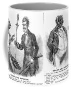 John Brown Cartoon, 1859 Coffee Mug by Granger