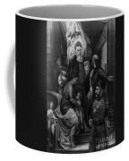 John Brown Meeting Slave Mother Coffee Mug by Photo Researchers
