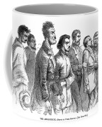 John Brown Trial, 1859 Coffee Mug