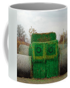 John Deer Made Of Hay Coffee Mug