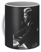 John F. Kennedy, 1963 Coffee Mug