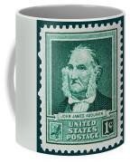 John James Audubon Postage Stamp Coffee Mug