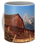 John Moulton Barn Coffee Mug