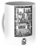 John Peckham, Anglican Theologian Coffee Mug by Science Source