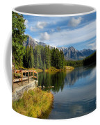 Johnson Lake Coffee Mug