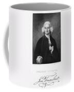Jonathan Trumbull Coffee Mug