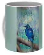 Josh's Blue Bird Coffee Mug