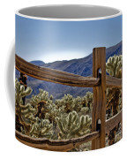 Joshua Tree Cholla Garden Coffee Mug