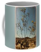 Joshua Tree Park In Bloom Coffee Mug