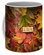 Joy-autumn Coffee Mug