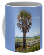 Juan Ponce De Leon Landing Site In Florida Coffee Mug