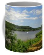 June Along The Connecticut River Coffee Mug