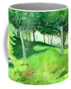 Jungle 2 Coffee Mug by Anil Nene