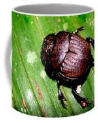 Jungle Beetle Coffee Mug