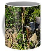 Jungle Flight Coffee Mug