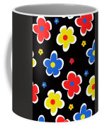 Junior Florals Coffee Mug by Louisa Knight