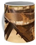 Junkyard Macro No. 20 Coffee Mug