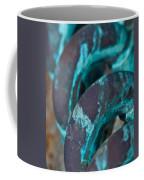 Junkyard Macro No. 9 Coffee Mug