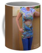 Jupiter Performance Ladies Shirt Coffee Mug