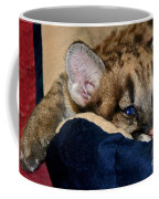 Just A Big Kitten Coffee Mug
