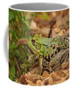 Just A Frog Coffee Mug