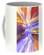 Just Abstract V Coffee Mug