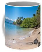 Kahana Beach Coffee Mug