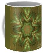 Kaleid Flower Coffee Mug
