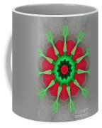 Kaleidoscope Mermaid Coffee Mug
