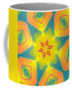 Kaleidoscope Series Number 8 Coffee Mug