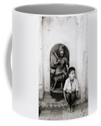 Kali In Benares Coffee Mug