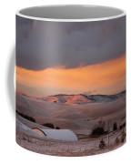 Kamiak Sunset Coffee Mug