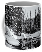 Kananaskis Creek Coffee Mug