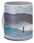 Kaneohe Bay Sufer Mcbh Coffee Mug