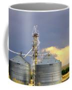 Kansas Farm Coffee Mug