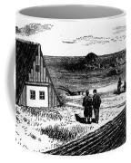 Kansas, Mennonites, C1874 Coffee Mug