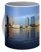 Kaohsiung City Waterfront In The Late Afternoon Coffee Mug