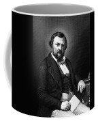 Karl Vogt, German Natural Scientist Coffee Mug