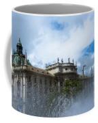 Karlsplatz Fountain Coffee Mug