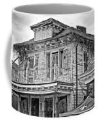 Katrina...seven Years Later Monochrome 2 Coffee Mug