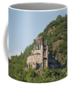 Katz Castle On A Hillside Coffee Mug
