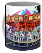 Kauai Carousel At Dusk Coffee Mug
