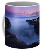 Kauai  Pastel Tides Coffee Mug