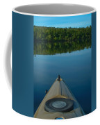 Kayaking Range Ponds 0003 Coffee Mug